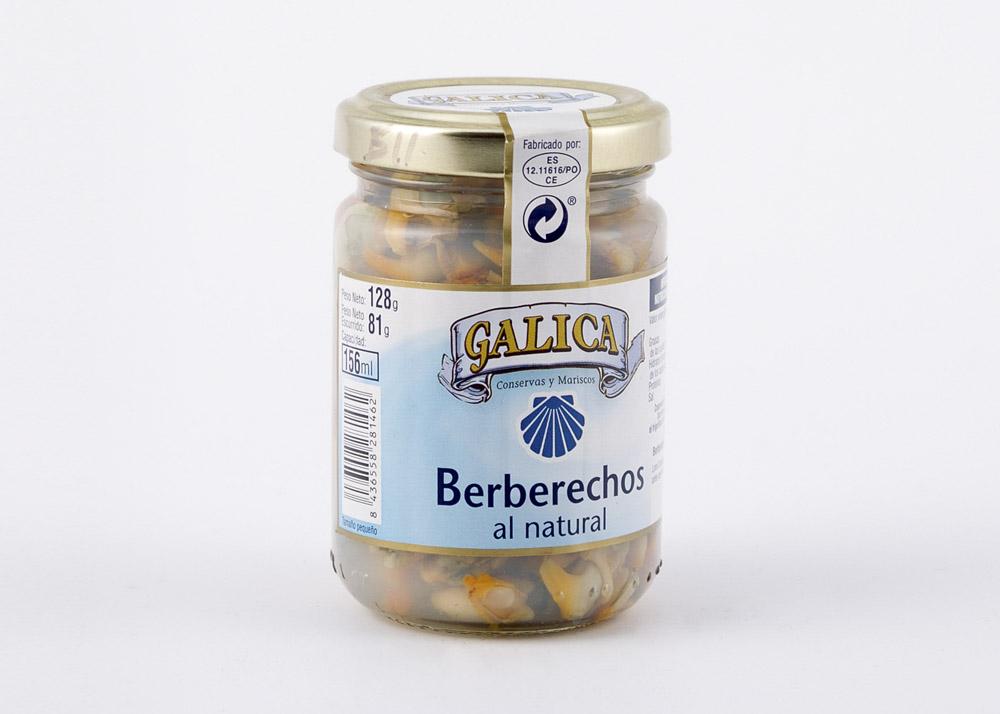 berberechos tarro