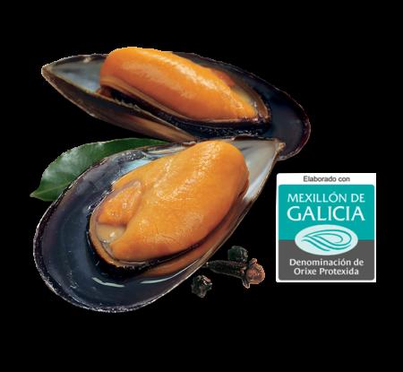 Mejillones de Galicia